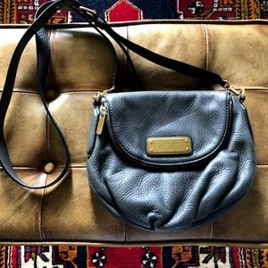 Marc by Marc Jacobs Charcoal Crossbody